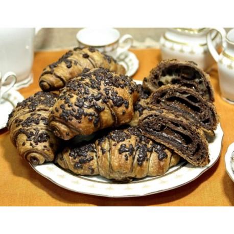 Cornetto sicilien double chocolat