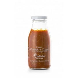 Sauce tomate thon et câpres del Salento 250g