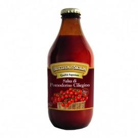 Sauce aux tomates cerises de Sicile 330ml