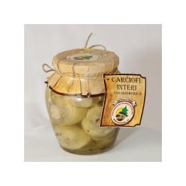 Artichauts de Calabre sous huile 300g