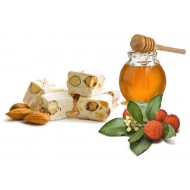 Torrone de Sardaigne aux amandes et au miel 200g